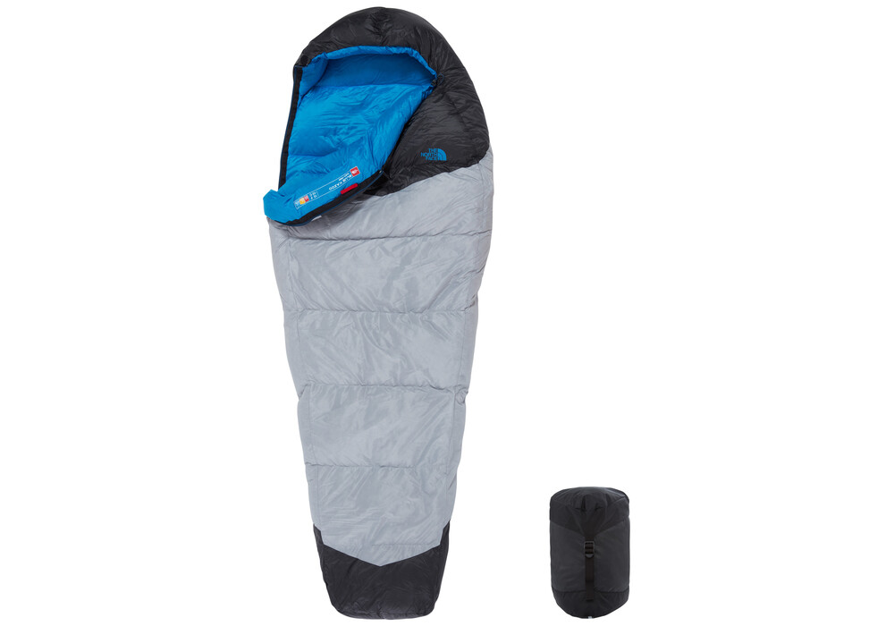 north face blue kazoo review