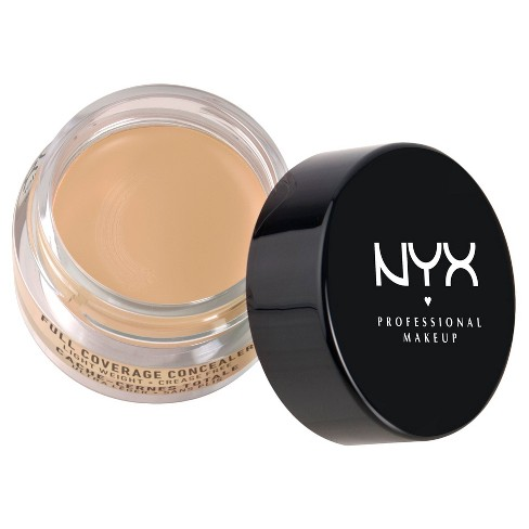 nyx full coverage concealer review