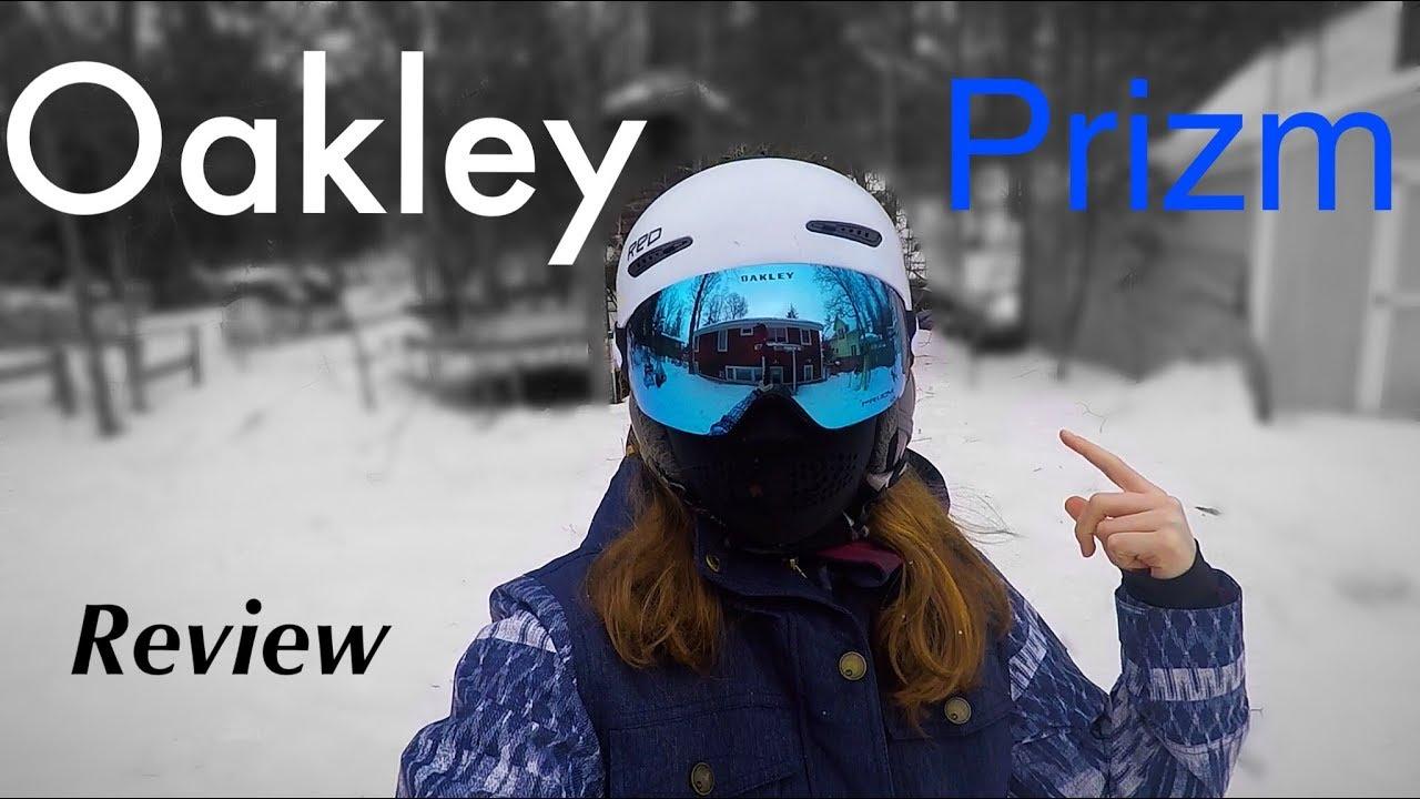 oakley flight deck prizm review