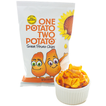 one potato two potato chips review