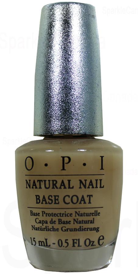 opi ridge filler base coat review