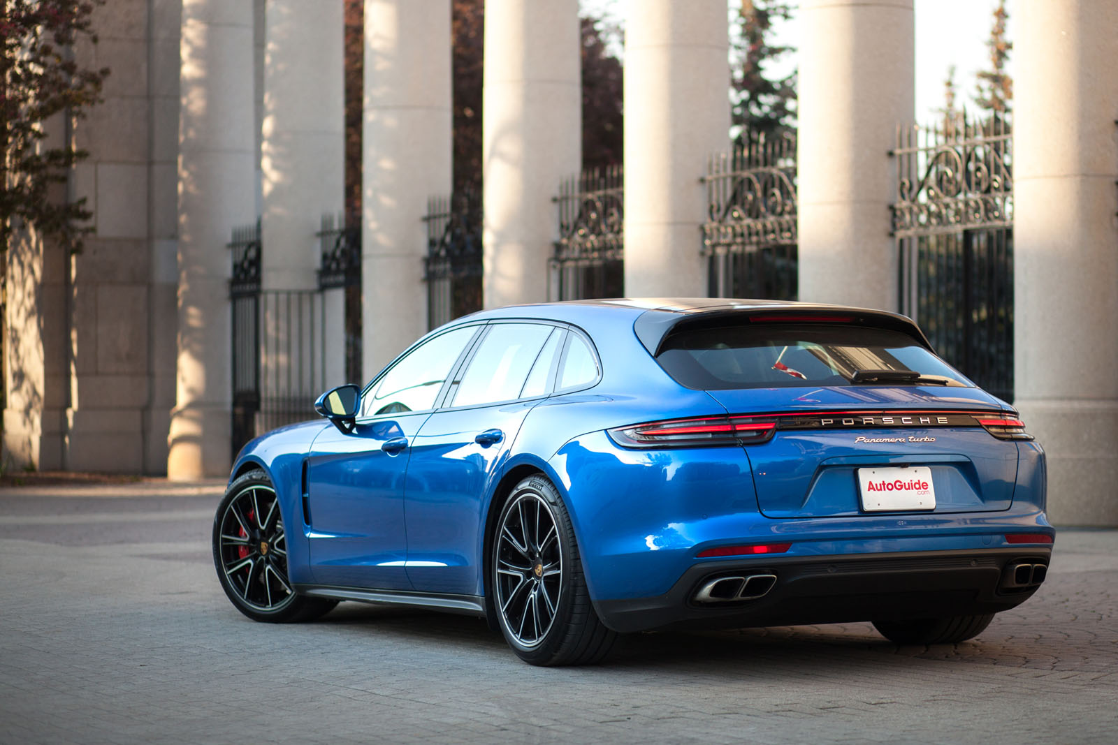 panamera turbo sport turismo review