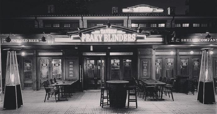 peaky blinders reviews new york times