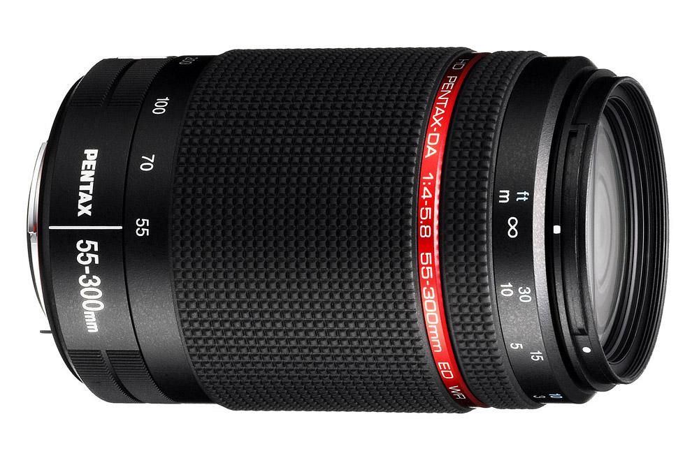 pentax hd da 55 300mm review