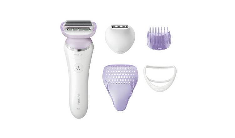 philips wet and dry lady shaver reviews