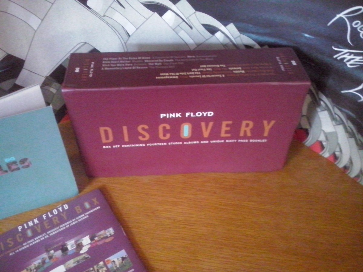 pink floyd discovery box set review