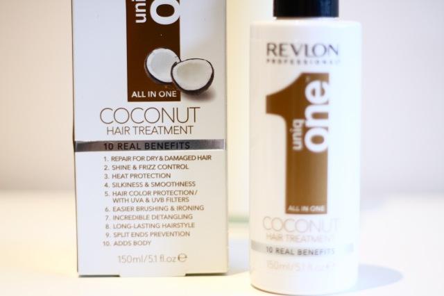 revlon uniq one coconut hair treatment review