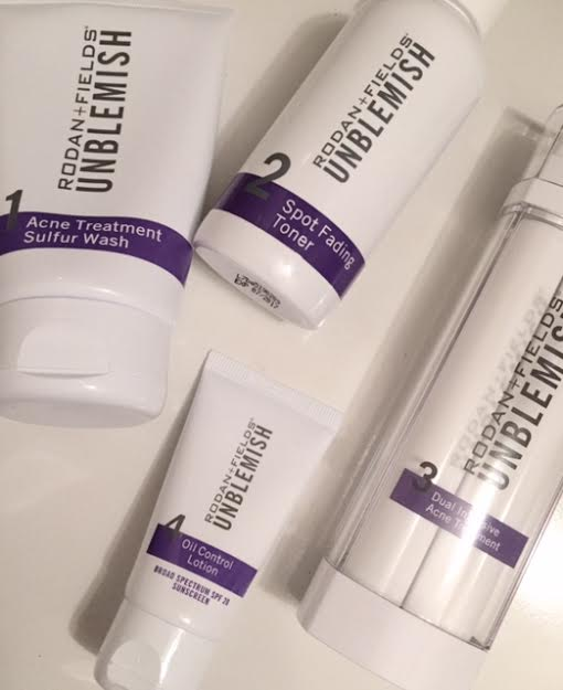 rodan and fields acne treatment reviews