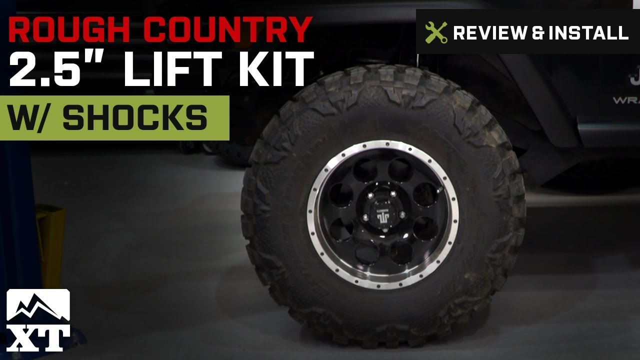rough country 2.5 lift review