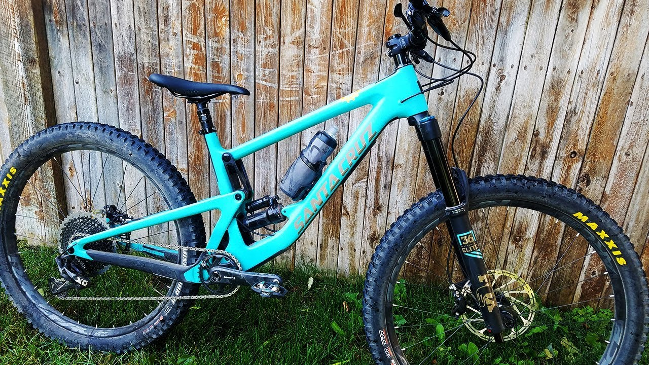 santa cruz bronson 2017 review