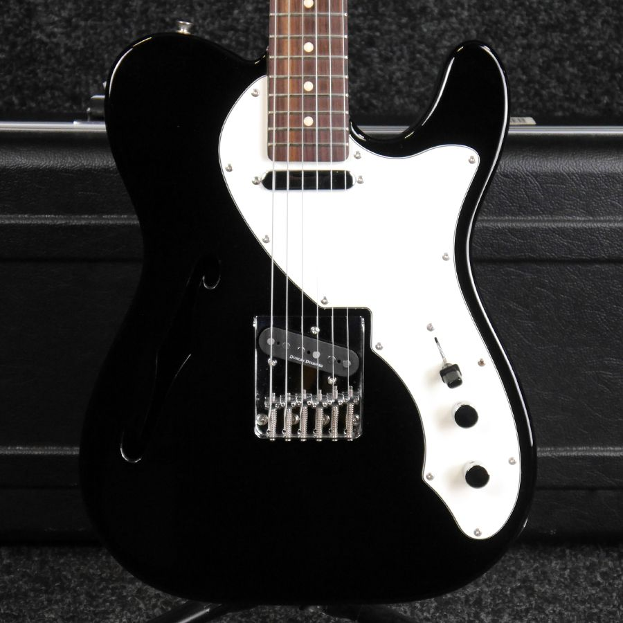 squier classic vibe telecaster thinline review