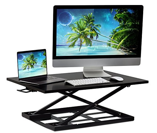 stand up desk converter reviews