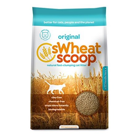 swheat scoop cat litter reviews