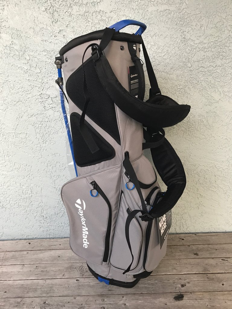 taylormade ascend stand bag review