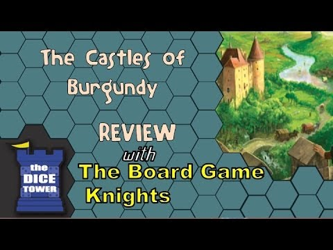 the castles of burgundy review