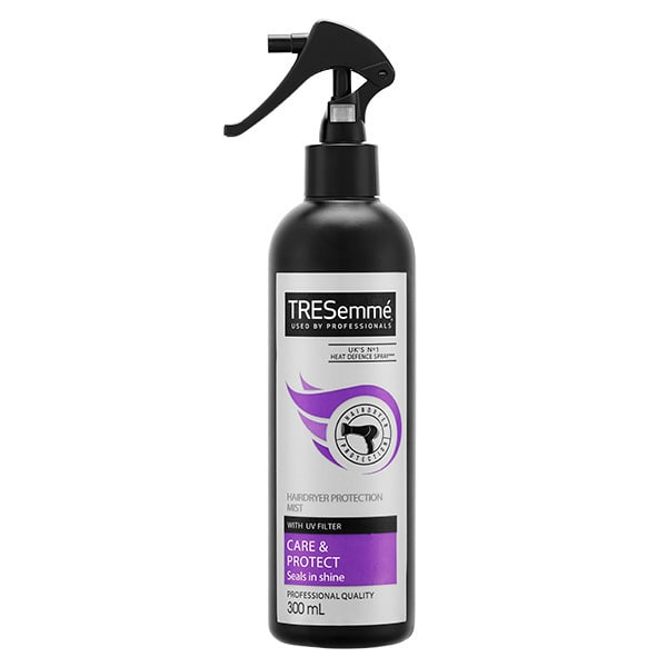 tresemme heat defence spray review