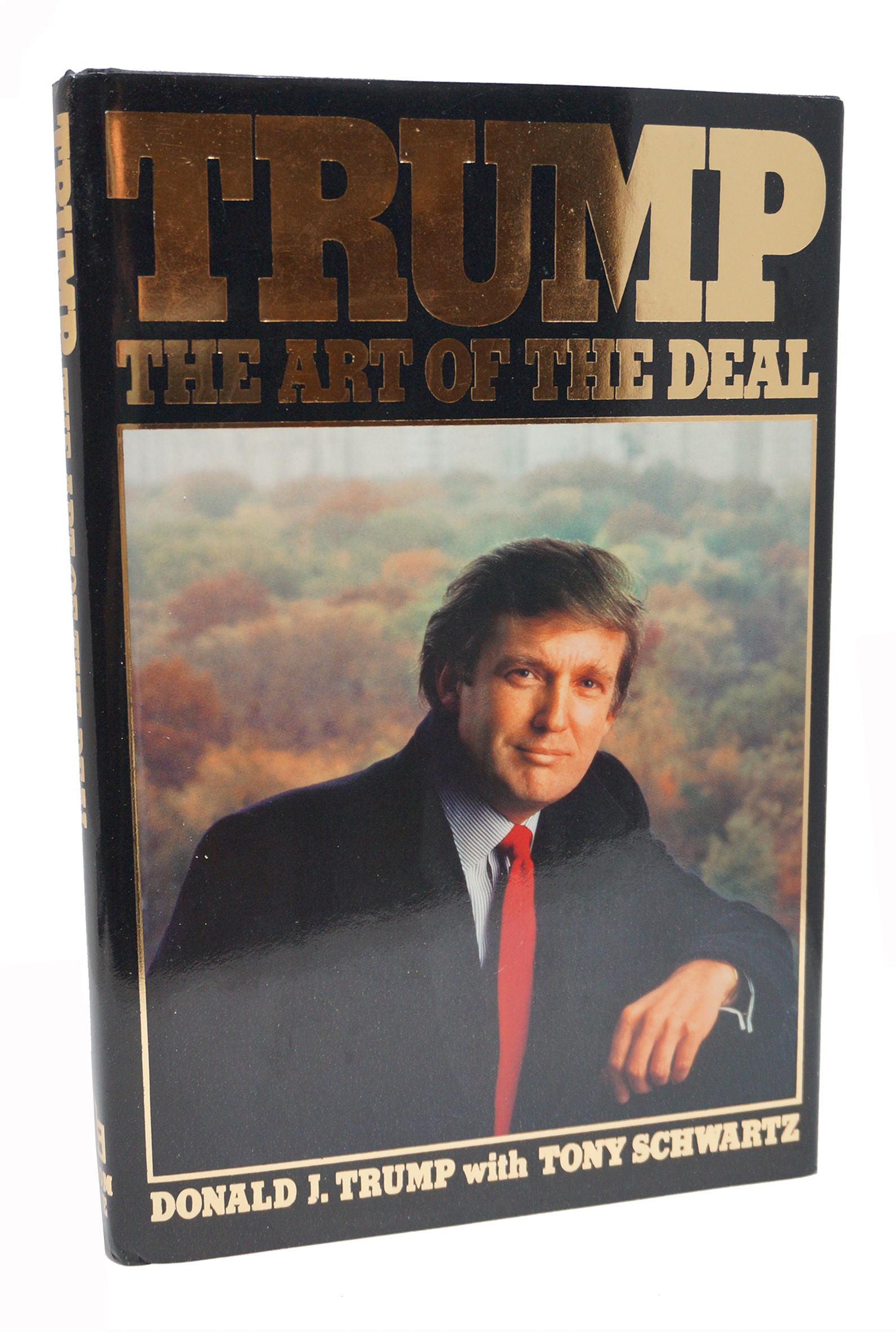 trump the art of the deal review