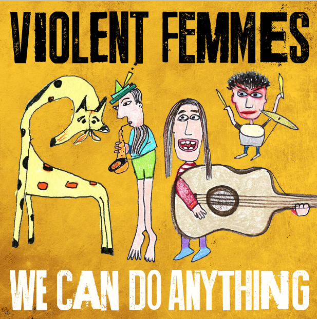 violent femmes new album review