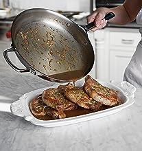 wolf gourmet 10 piece cookware set reviews